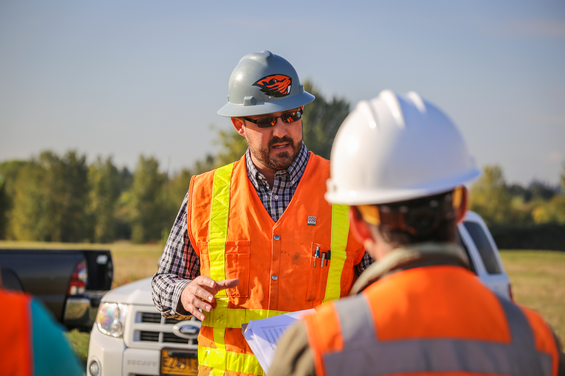OSU College of Engineering research will save Port of Portland millions on runway work