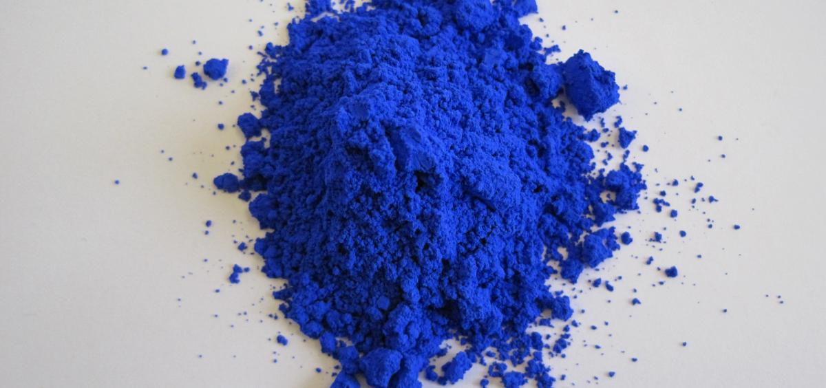 A brilliant new blue pigment - discovered serendipitously by Oregon State  University chemists in 2009 - is now reaching the marketplace, where it  will be ... 891c5146be0