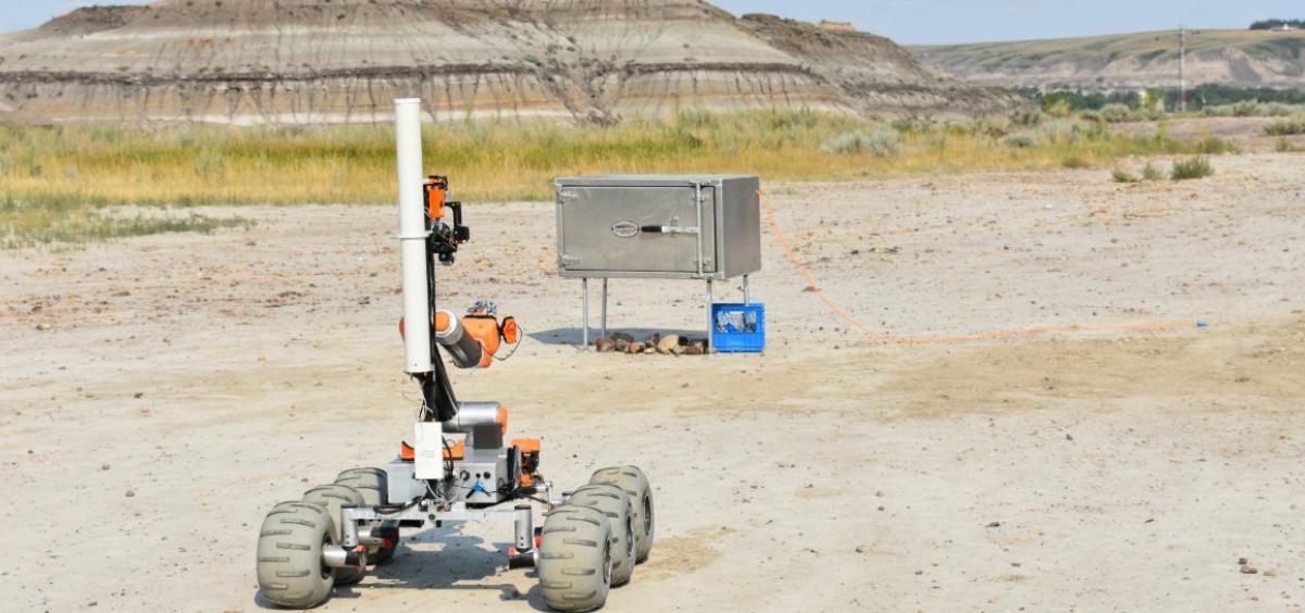 OSU's Mars rover wins international competition in Canada ...