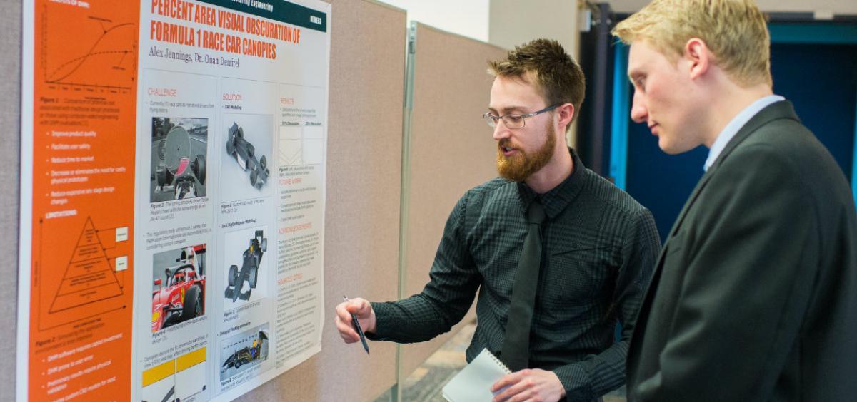 Graduate Research Showcase