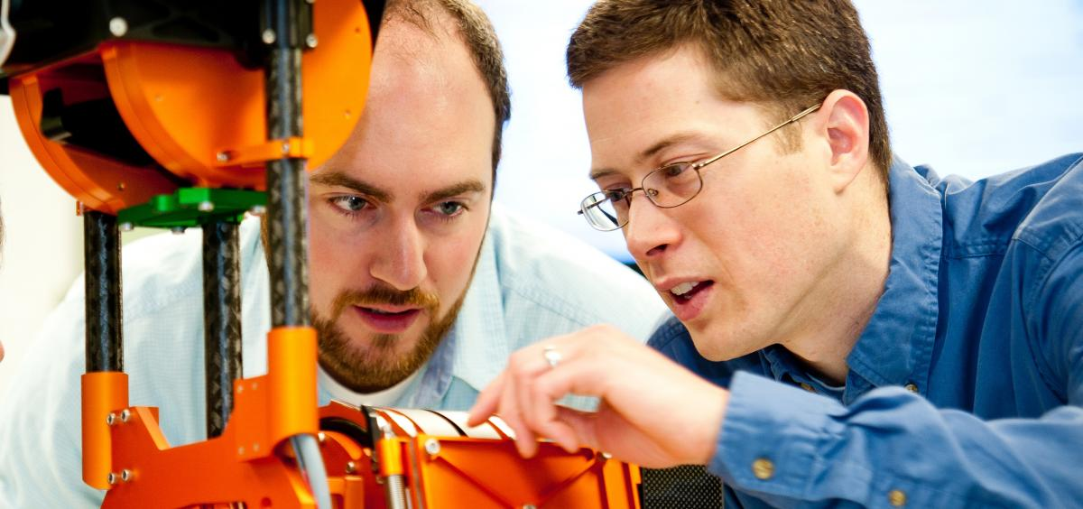 New Degrees Place Osu At Forefront Of Robotics Research And