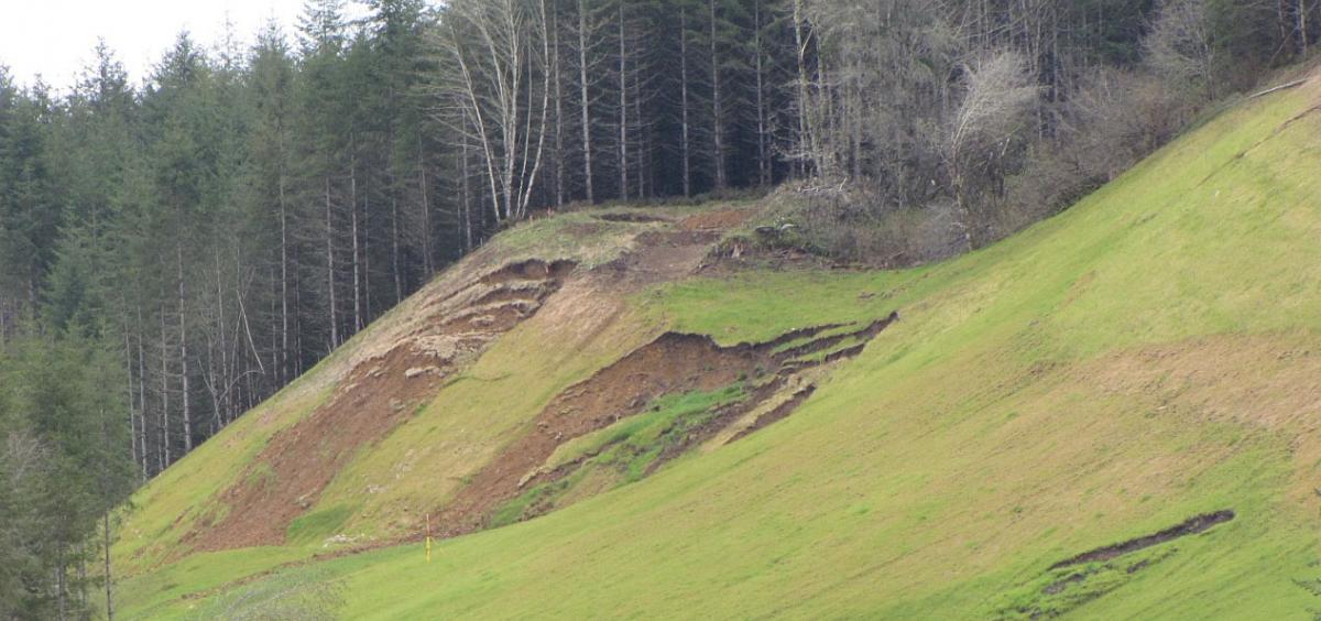 New landslide maps have been developed that