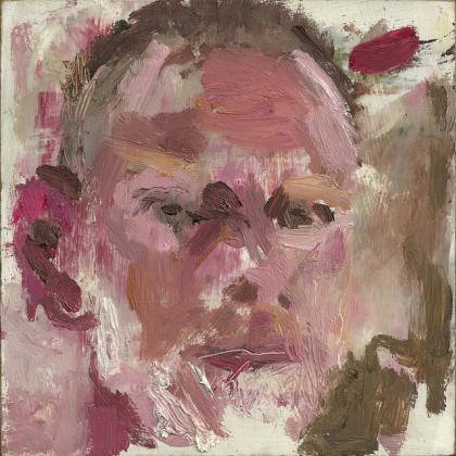 Self portrait of Stephen Hayes