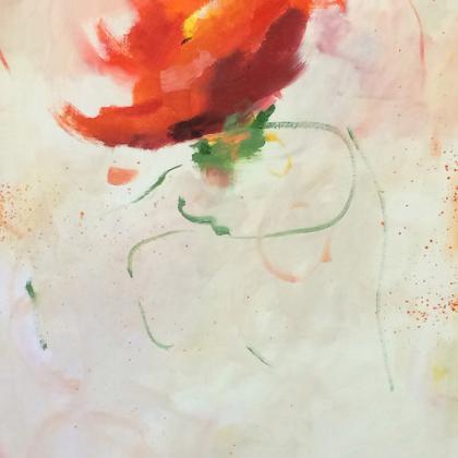 Image of orange flower