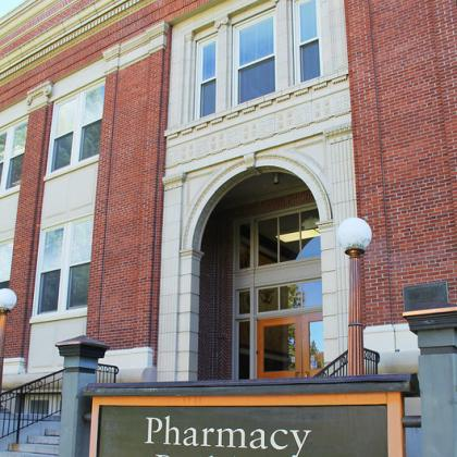 Pharmacy Building