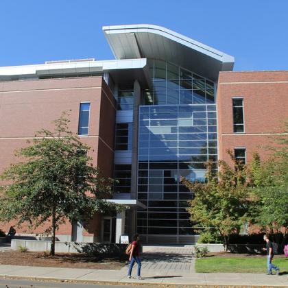 Kelley Engineering building
