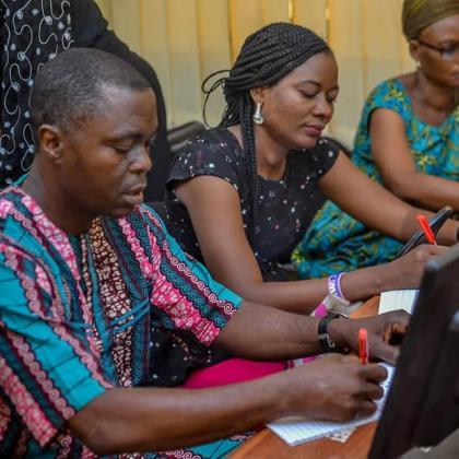 Nigerian editathon