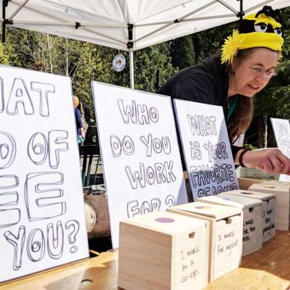 Oregon Bee Project