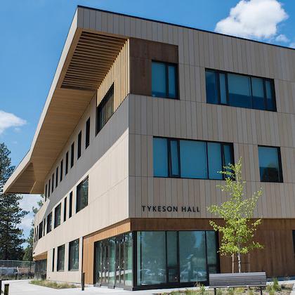 OSU-Cascades campus building