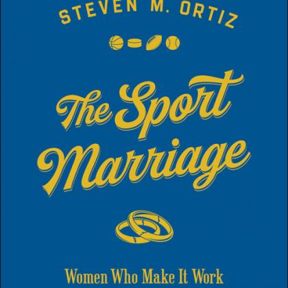 Cover art for The Sport Marriage