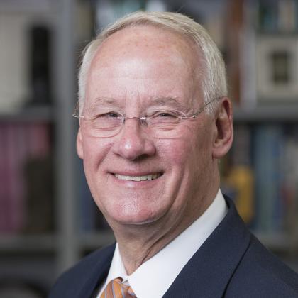 President Ed Ray