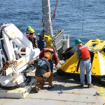 Ocean monitoring