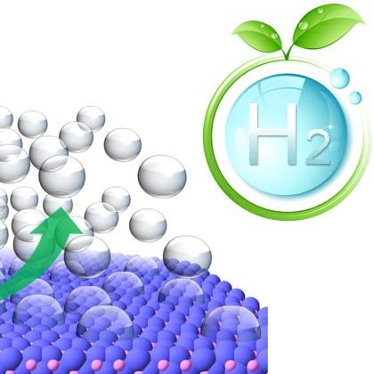 Producing hydrogen from water