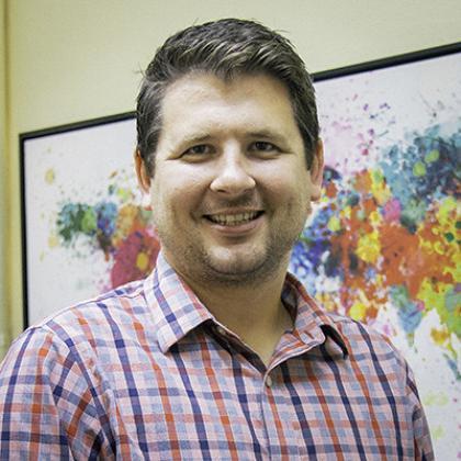 Perry Hystad