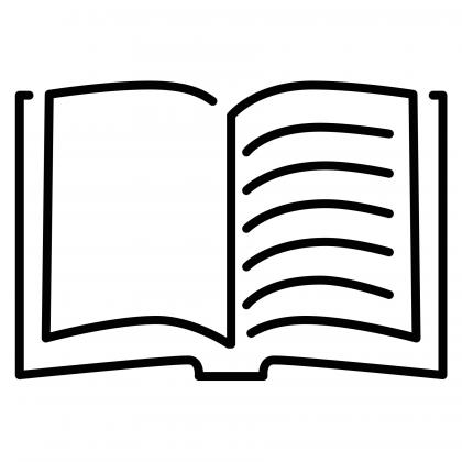 Graphic of book