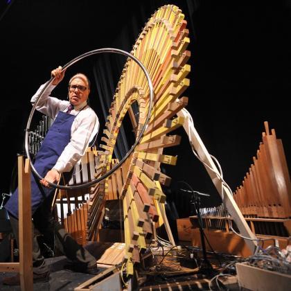 Schick Machine performing onstage