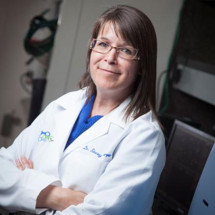 Stacey Harper, Oregon State University environmental toxicologist