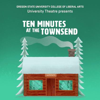 Poster for Ten Minutes at the Townsend