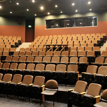 Image of theater seating