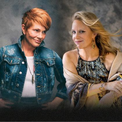 Shawn Colvin and Mary Chapin Carpenter