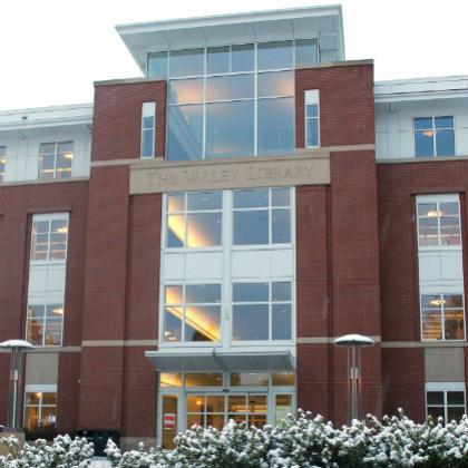 OSU's Valley Library