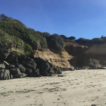 seacliff erosion