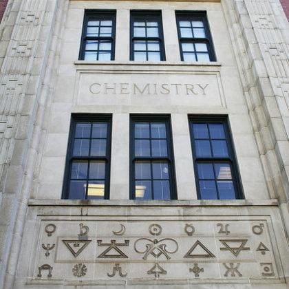 Chemistry building