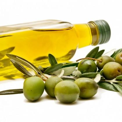 Olive oil is rich in vitamin E