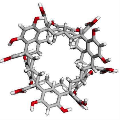Molecular cage